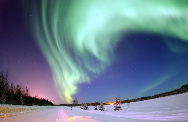 Geomagnetic Storms and Intense Aurora: Do Solar Storms Cause Northern Lights?