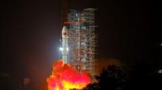 CHINA-SPACE-SATELLITE