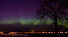 Science Times - Northern Light Sounds: Some People Claim They Can Hear Crackling, Whizzing, Whooshing Noise from the Aurora