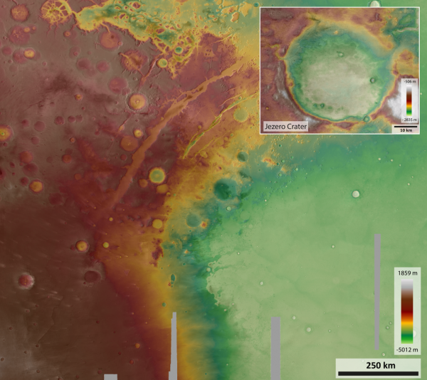 NASA's Perseverance Rover Images Reveal That Jezero Crater in Mars Was an Ancient Lake 3.7 Billion Years Ago