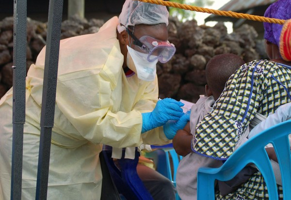 Science Times - UNICEF Joins DRC Authorities in Combating Ebola Virus; New Case Reported Since Declaration of End of Epidemic in May