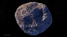 Engineers Will Be Building a Space Station on an Asteroid as Humankind's Latest Outpost for Interplanetary Exploration