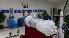 China Test Fires Cutting-Edge Solid-Fuel Rocket Engine Capable of Generating 500 Tons of Thrust