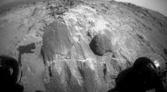 Mars Rocks Captured by Opportunity Rover