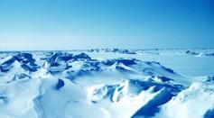 Winter Arctic Ice