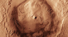 Evidence of Water on Mars