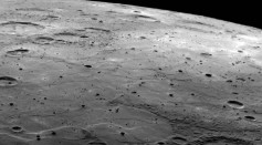 Mercury Surface as taken by Messenger