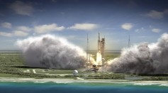 NASA's New Space Launching System