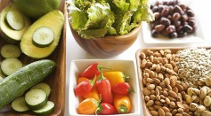 Fish, nuts, vegetables, fruits and extra virgin: the main components of Mediterranean diet