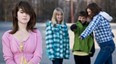 Bullied children could be deflecting their own body issues to their victims