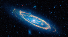 The Andromeda Galaxy, also known as M31 is the closet galaxy of earth. It is nearest major galaxy to the Milky Way and was often referred to as the Great Andromeda Nebula in the older text