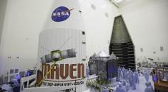 NASA's MAVEN Mars Satellite
