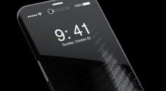 Apple iPhones on OLED panel displays