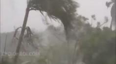 Cyclone Enawo hits Madagascar with 220km/h winds - Tropical Cyclone Enawo