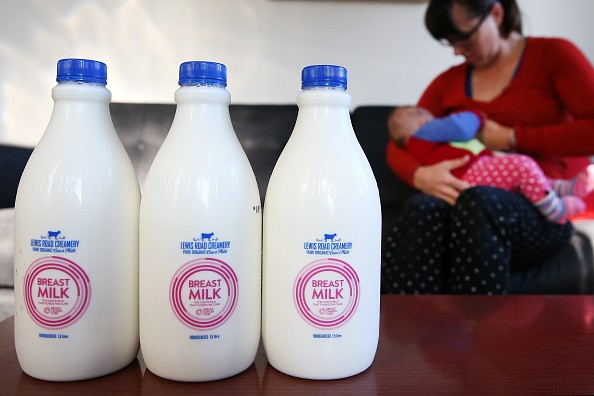What The First Breast Milk Called