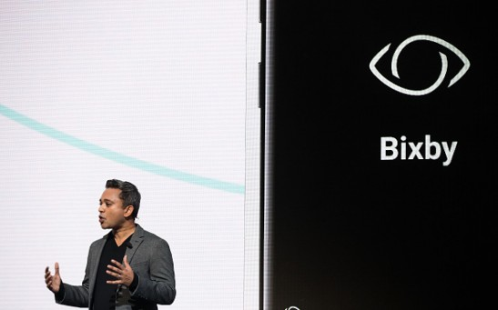 Bixby's rap performance was shown to be that the virtual assistant said that it is better than Apple's Siri.