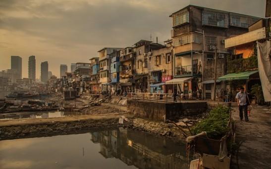 Poverty in Slums