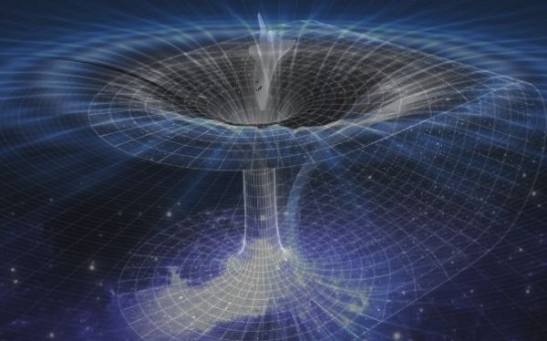 If the Milky Way Is a Galactic Gateway Called a Wormhole Then It Connects All Galaxies in a Stable Gateway