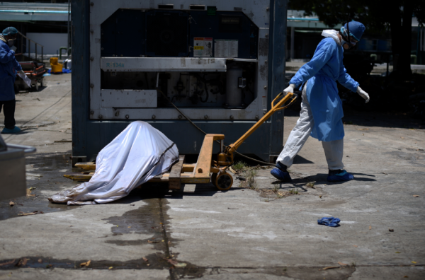 In Ecuador, Grim Video Shows Bodies of Covid-19 Patients Left on The Streets