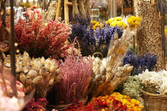 Rendez la fête des mères spéciale avec ces nouvelles tendances florales: les fleurs séchées!