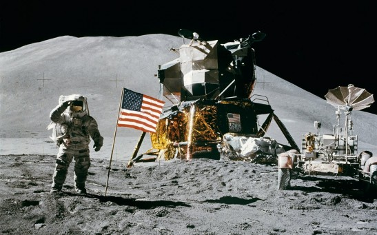 Lunar Base: Human Urine Can Help Make Lunar Concrete In An Attempt to Create Colonies on the Moon