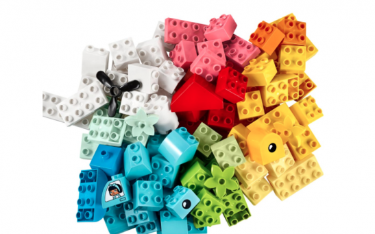 How Can Lego Help With Technical Skills for Medical Training?