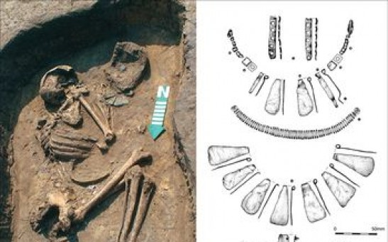 6,600-Year-Old Grave Sites Revealed That Social and Economic Inequality Happened Even in Prehistoric Times