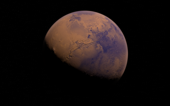 Japan to Take Ultra High Definition Images of Mars Using 8K Camera
