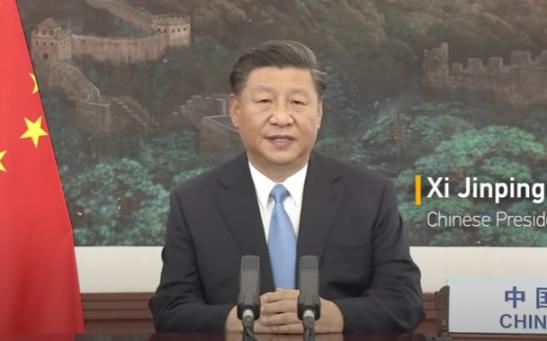 President Xi Jinping addresses 75th UNGA's General Debate
