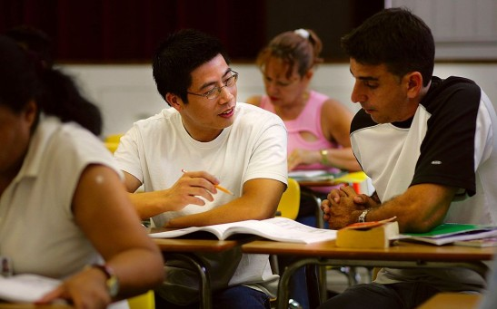 Miami Schools Teach Adults English As A Second Language