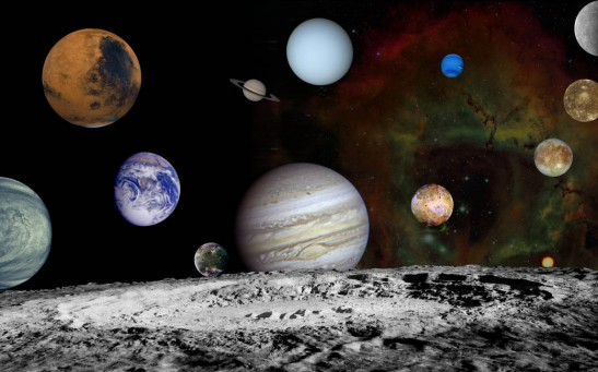 Every Planet In the Solar System Will Appear This Week, Even Ex-Planet Pluto