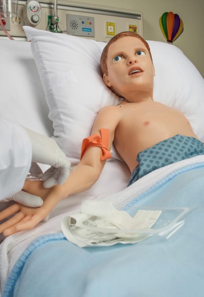 Gaumard Scientific's Pediatric HAL S2225