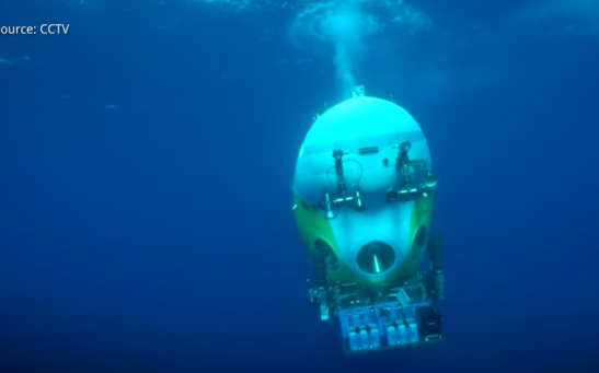 Chinese Submersible