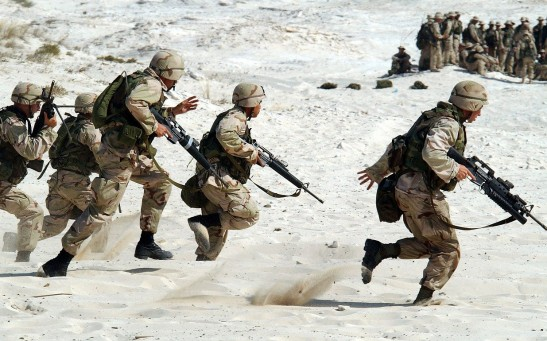 US Military Is Working On Cell Reprogramming to Heal Wounds Faster