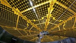 NASA Lucy Solar Panel