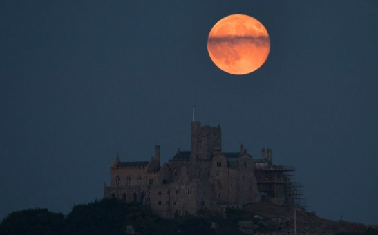 Science Times - Strawberry Moon: Important Things You Should Know About the Last Supermoon of 2021