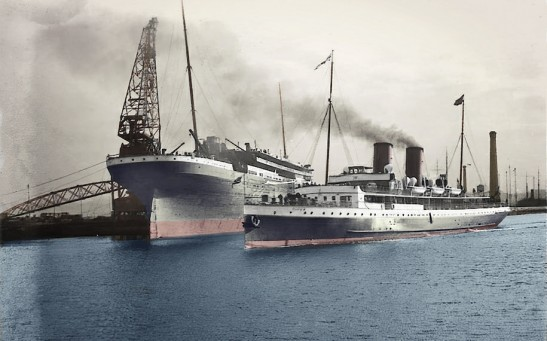 Latest Titanic Expedition Over 12,000 Feet Beneath Ocean Surface Uncovers New Images of the Well-Known Shipwreck