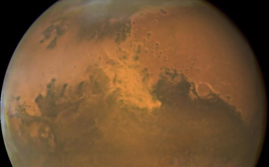 Science Times - Dust Storms on Mars: Scientists Believe These are the Reasons for the Heating of Atmosphere on the Red Planet