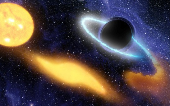 How Is a Black Hole Formed? New Simulation Video Shows How Galaxies Feed Those Supermassive Mouths