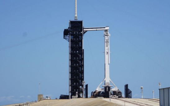 US-FRANCE-SPACE-SPACEX-NASA-SCIENCE-ASTRONOMY