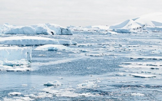 Melting Polar Ice Caps Distributed Enough Water to Cause A Shift in Earth's Crust Horizontally, Study Reveals