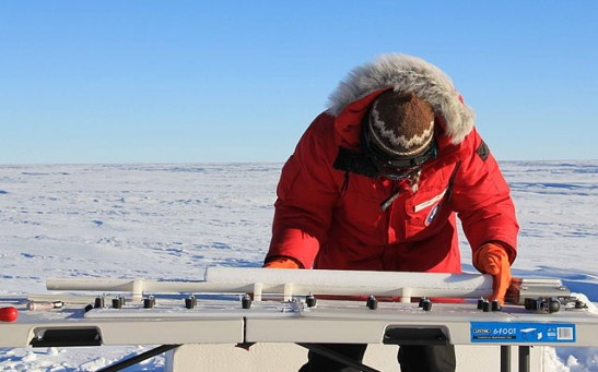 Science Times - 13th Century Arrival of Māori People Found Frozen in Antarctic Ice Core; Researchers Link Fires, Volcanic Eruptions to the Finding