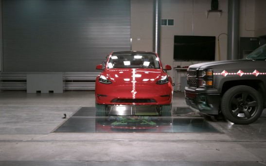 Tesla Crash Lab | Data Driven Safety