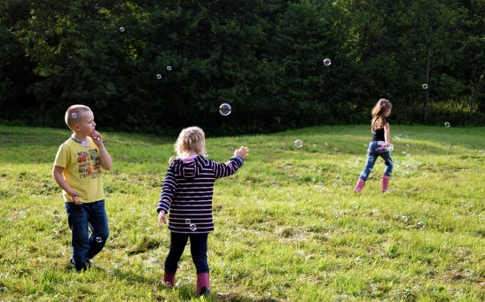 Science Times - Pandemic Lockdown Affects Children's Mental Health; New Study Shows More Playtime in Nature Means Less Behavioral Problems in Kids