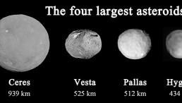 Science Times - Largest Asteroids in the Solar System Exhibited in ESO's More Than 40 Sharpest Images