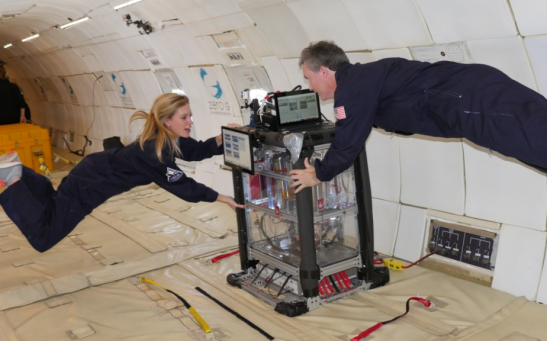 12 Disabled Ambassadors Will Fly Weightless Aboard Zero-G Plane on Sunday As Part Of Disability Inclusion In Space Initiative