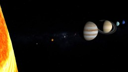 How Fast Does Each Planet in the Solar System Spins? A JAXA Planetary Scientist Shows It With Some Animations