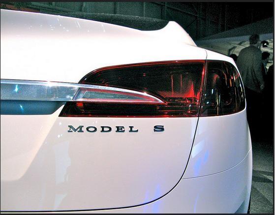 Tesla Motors Model S-1